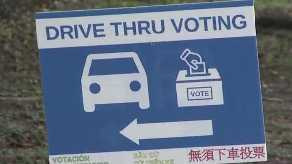 Harris Co. judge asks Gov. Abbott to guarantee validity of drive-thru votes