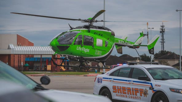 17-year-old airlifted after crash involving an ATV in Katy
