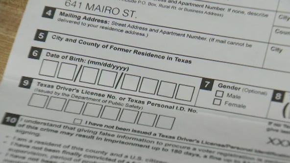 Gov. Abbott issues order limiting mail-in ballot drop-off locations to one