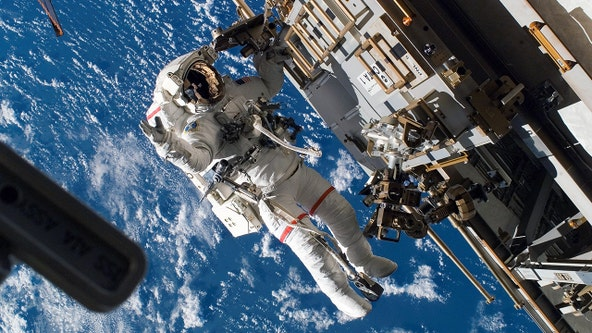 Space station will mark 20 years of people living in orbit