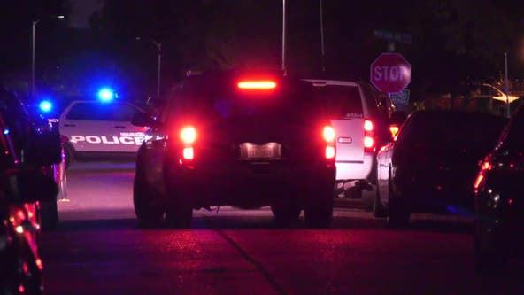 Police search for suspect in deadly shooting of 47-year-old man