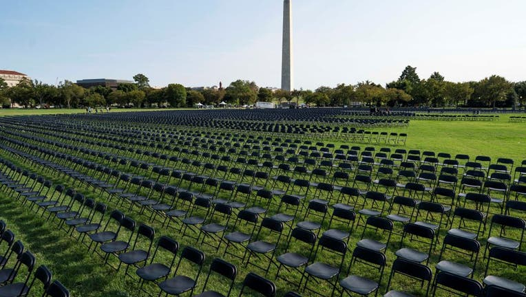 U.S.-WASHINGTON, D.C.-COVID-19-DEATHS-REMEMBRANCE