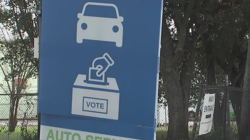 Harris Co. Clerk asking Texas Secretary of State to clear up confusion on drive-thru voting legality