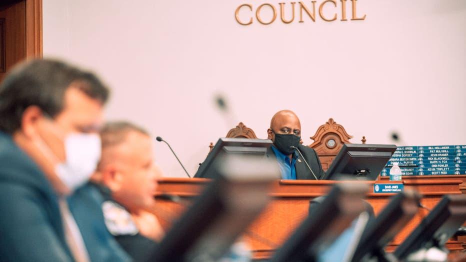 Louisville Interim Police Chief Testifies On Bodycam Footage Before Metro Council