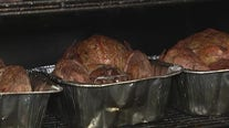 Tin Roof BBQ smoking 400 turkeys for Thanksgiving
