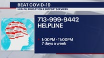 Mental health hotline helps with holiday and pandemic stress
