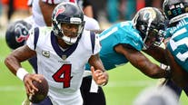 Houston Texans defeat Jacksonville Jaguars, 27-25 in close game