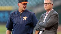 Former Astros GM Jeff Luhnow sues team, claims he had no part in cheating scandal