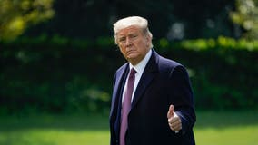 Trump to spend Thanksgiving at White House instead of Mar-a-Lago