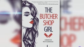 Author shares life story working in a slaughterhouse to becoming an exotic dancer to getting her life together