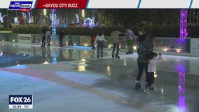The Ice at Discovery Green officially opens