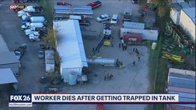 Worker dies in industrial accident in Channelview