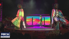 UniverSoul Circus makes Houston its first stop