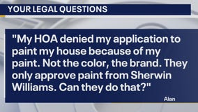 Your Legal Questions: Deed; vandalized vehicle; paint brand