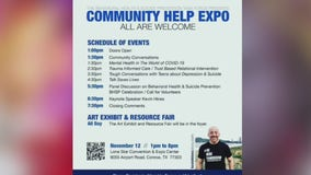 Montgomery County tried to alleviate pandemic mental health problems with expo