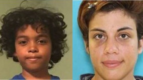 Amber Alert discontinued Texas 9-year-old boy