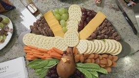 Recipe: Turkey Snack Board