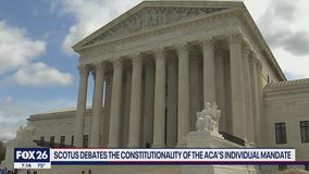 The Supreme Court debates the individual mandate in the ACA - What's Your Point?