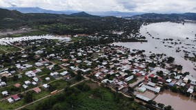 Eta back at sea as Central America tallies damages, dead