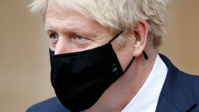 Boris Johnson in self-isolation after exposure to COVID-19, exhibiting no virus symptoms