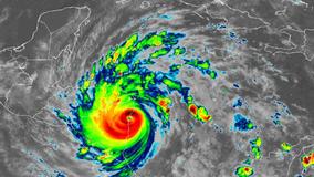 Dangerous Hurricane Iota makes landfall on Nicaragua coast