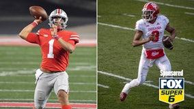 Big Ten showdown highlights FOX Super 6 College Football Schedule