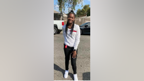 Houston Police in search for missing 12-year-old girl