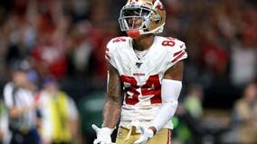49ers shut down facility following Kendrick Bourne's positive COVID-19 test