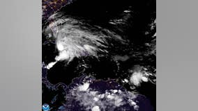 Tropical Storm Eta expected to move into eastern Gulf of Mexico by Tuesday