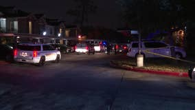 Man found shot to death near carport in NE Harris County