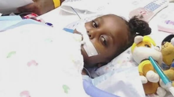 7-year-old Houston boy still recovering after he was struck by stray bullet 2 years ago