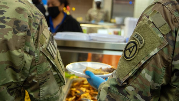 Pentagon switches troops' Thanksgiving meals to 'grab-and-go' takeout, halts dining hall feasts amid pandemic
