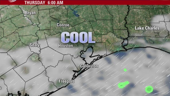 Thanksgiving morning weather forecast