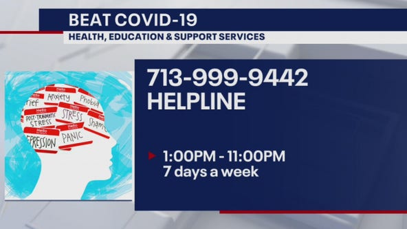 Mental health hotline ready to help with stress related to holidays, pandemic
