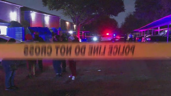 14-year-old boy dies after being shot, run over by car in north Houston