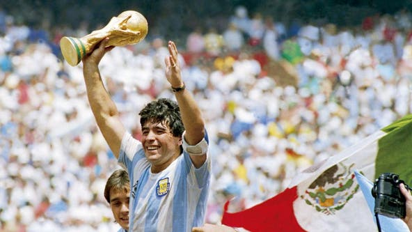 Soccer legend Diego Maradona passes away at age 60