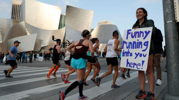 2021 Los Angeles Marathon rescheduled for May