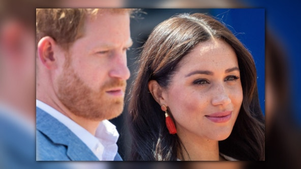 Meghan Markle talks 'unbearable grief' after revealing she suffered miscarriage