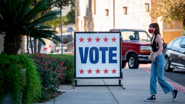 Early voting for Dec. 12 Runoff Election to start Nov. 25 in Texas