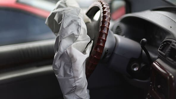 GM ordered to recall 5.9 million trucks & SUVs for Takata airbags