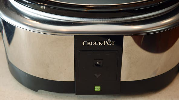 Crock-Pot 6-Quart Express Crock Multi-Cookers recalled due to burn hazard