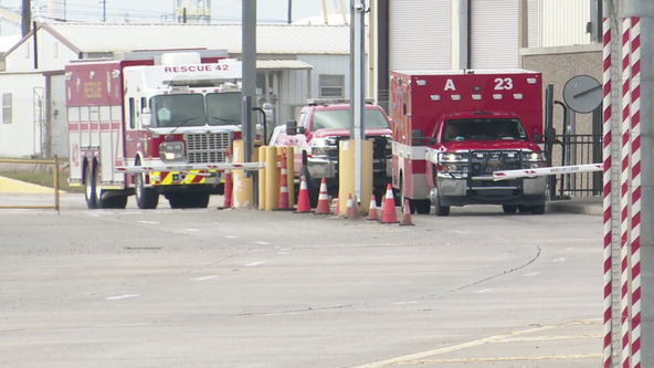 Man flown to hospital after 100-foot fall on cargo ship at the Port of Houston