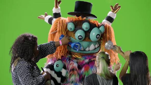 'The Masked Singer': Squiggly Monster's identity straightened out by judges