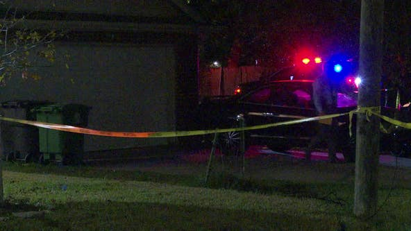 Man shot to death in home on Houston's south side