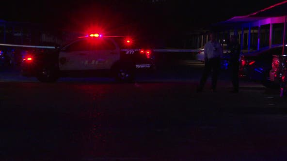 Houston police investigate deadly shooting of man, woman in Westchase