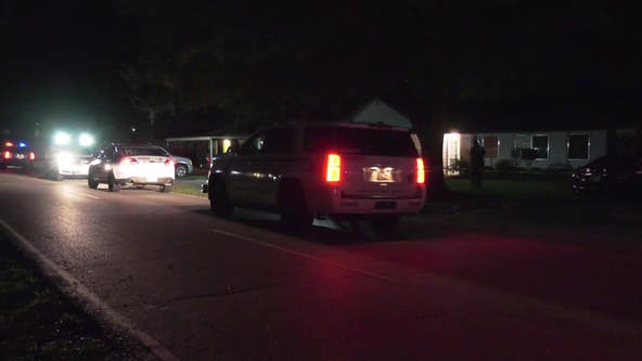 Man shot twice during home invasion in northeast Harris County
