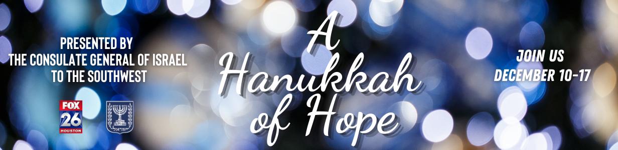 Hanukkah of Hope