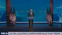 The electoral college has voted, Biden is President-Elect - What's Your Point?