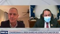 One on one with Congressman Al Green