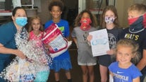 Ault Elementary students complete 1,000 acts of kindness